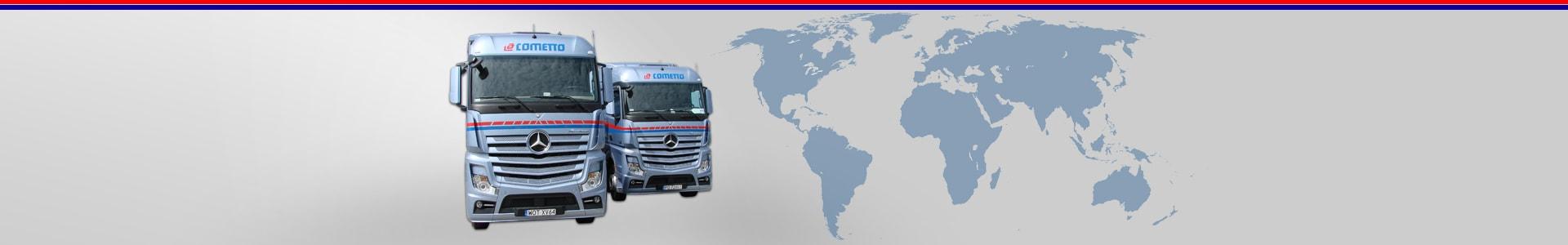 transport międzynarodowy kruszyw
